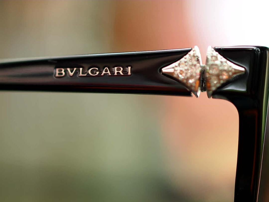 BVLGARI Sunglasses Unisex Authentic With Box Made In Italy