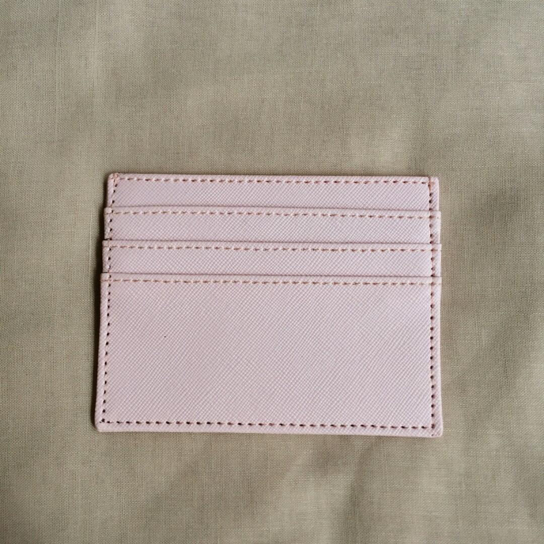 Card Holder baby pink