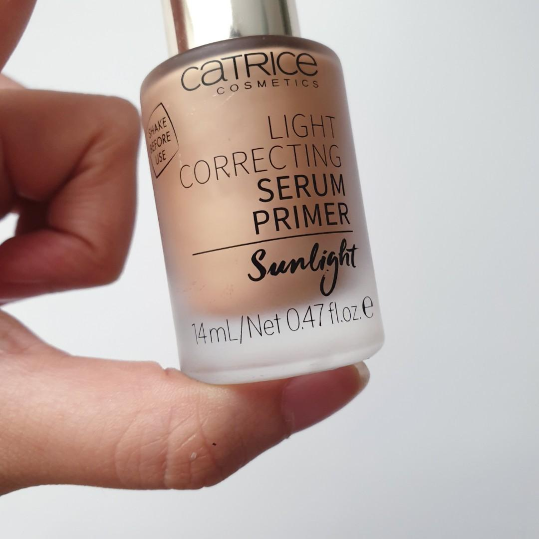 Carrice Light Reflecting Primer