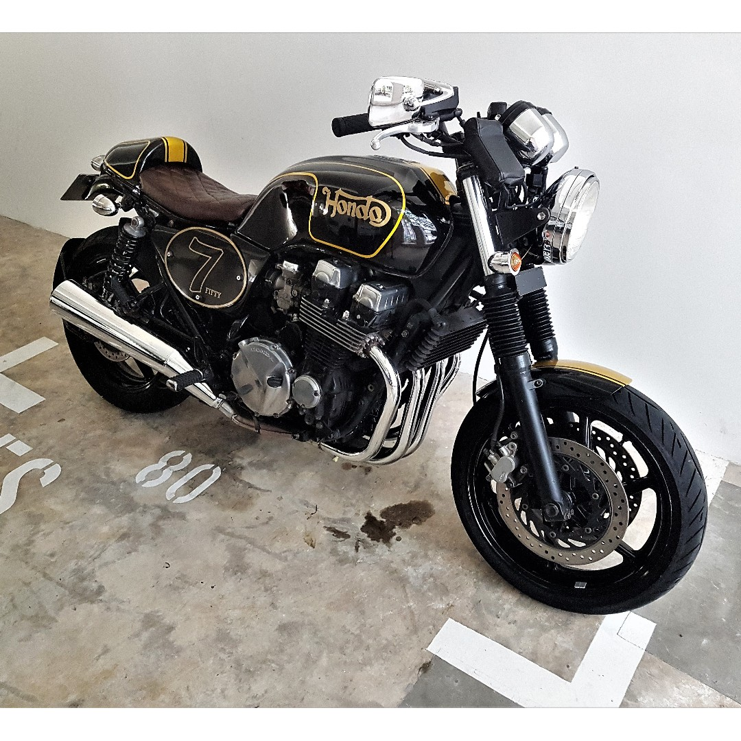 Honda Cafe Racer For Sale >> Cb750 Cafe Racer Rc42 Motorbikes Motorbikes For Sale Class 2 On