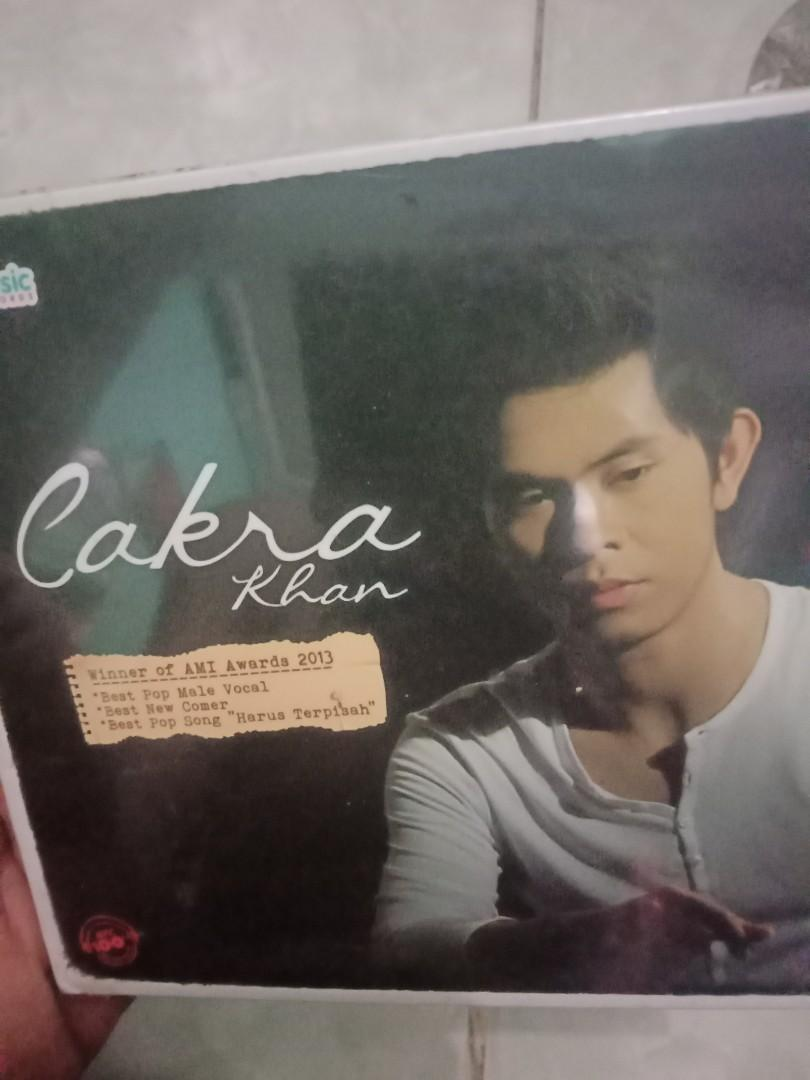 Cd original cakrakhan,segel