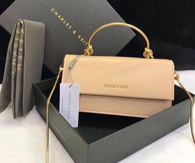 Charles and Keith Wallet on Chain
