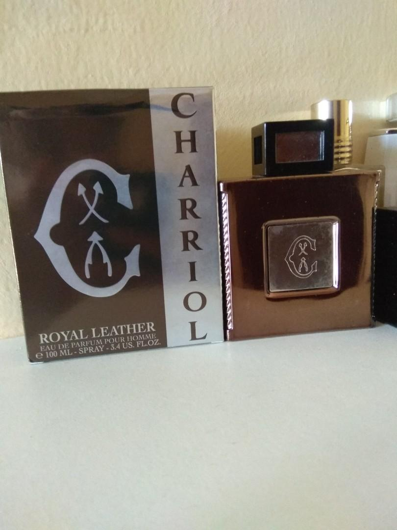 Charriol Royal Leather EDP