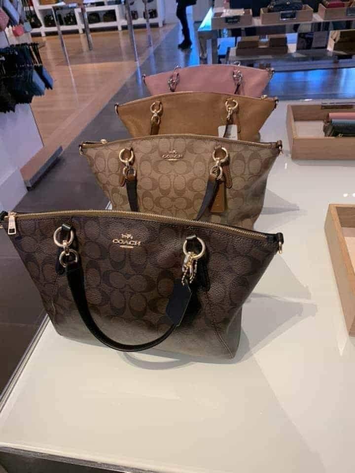 COACH Bag #ENDGAMEyourEXCESS