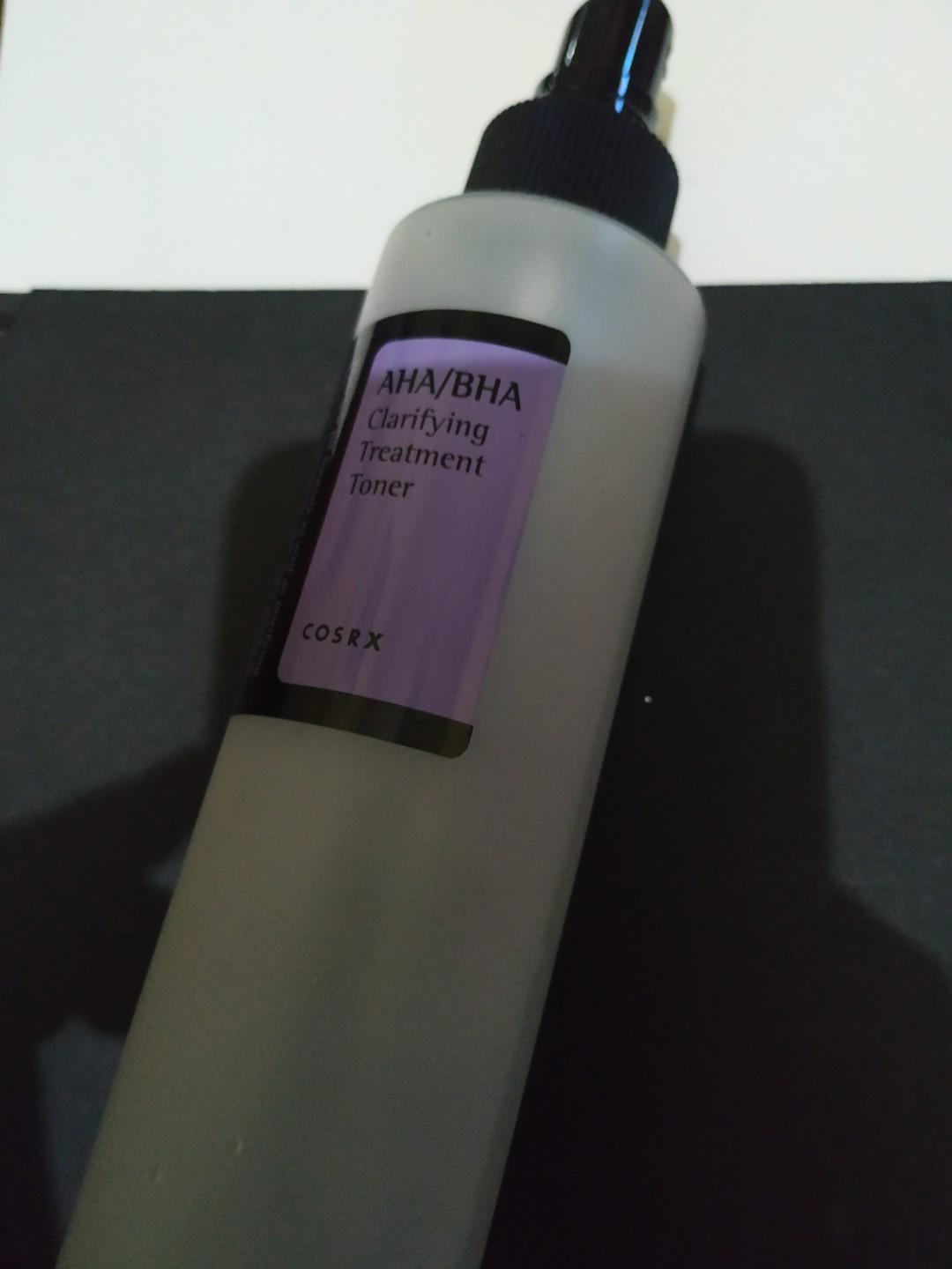 Cosrx AHA/BHA Clarifying Treatment Toner