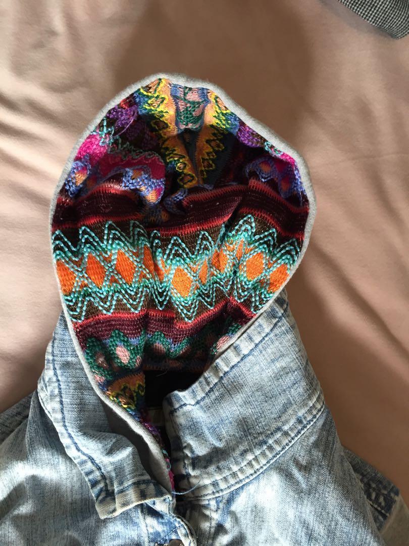 Demon jacket