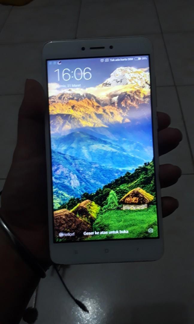 Di Jual Xiaomi Redmi Note  4x