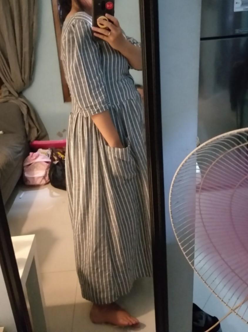 #mauthr Dress calla the label