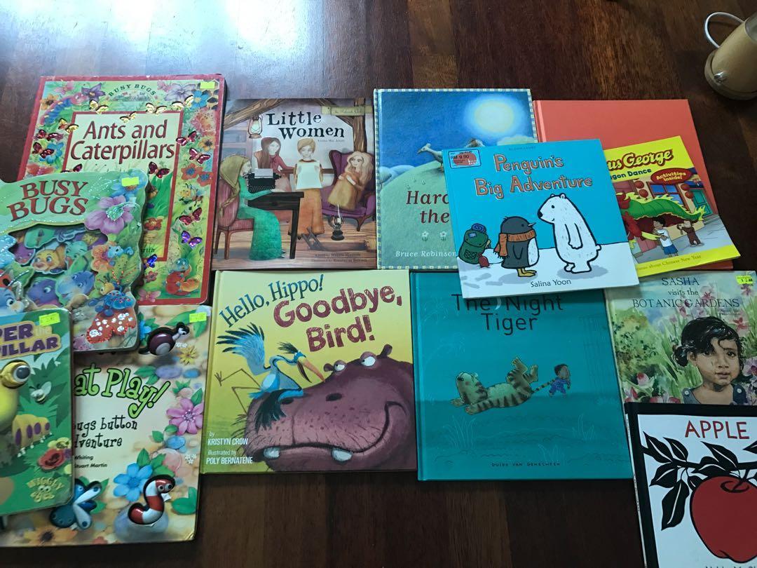GREAT CONDITION Children Books