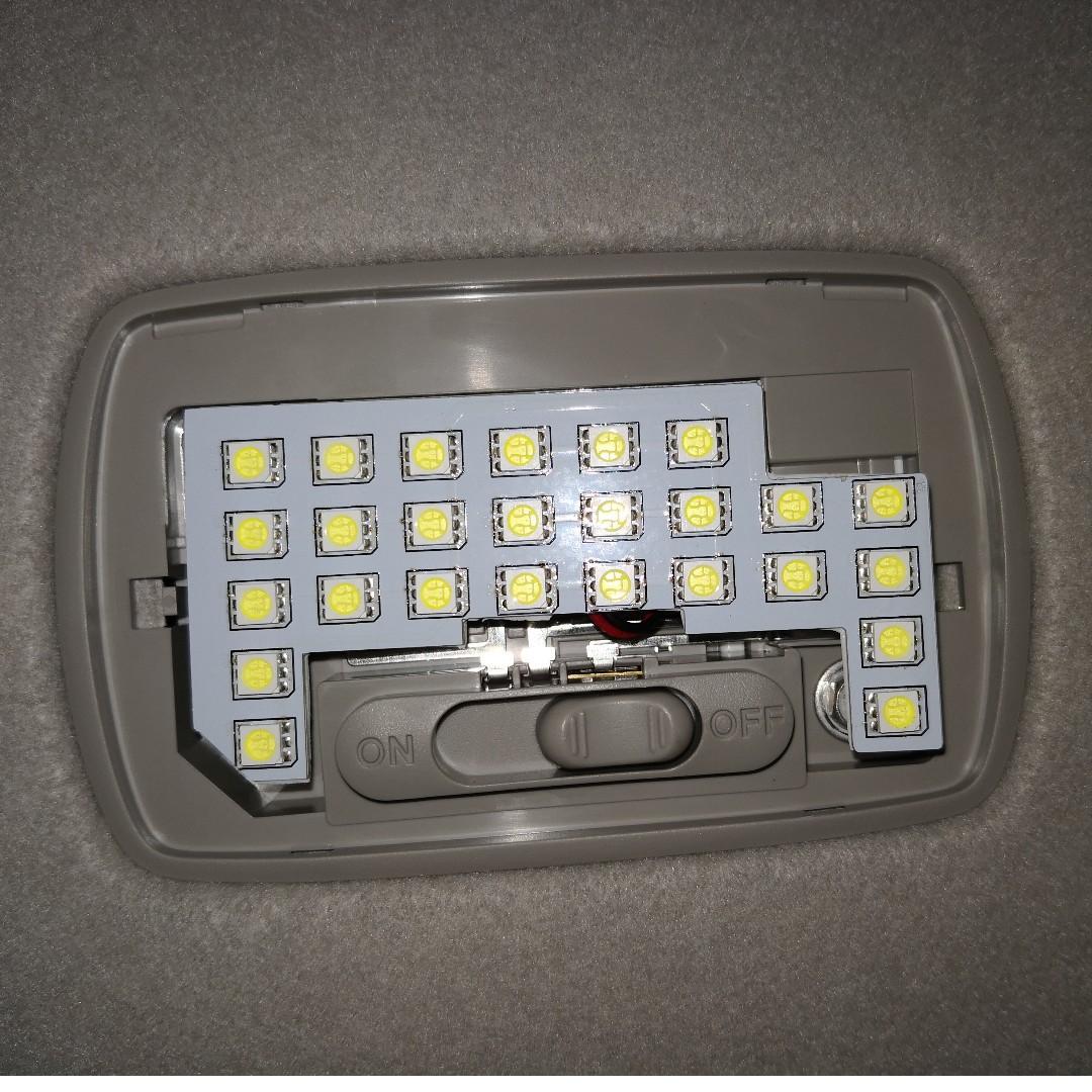 Honda Edix/FPV 套裝LED房燈 (改良版)