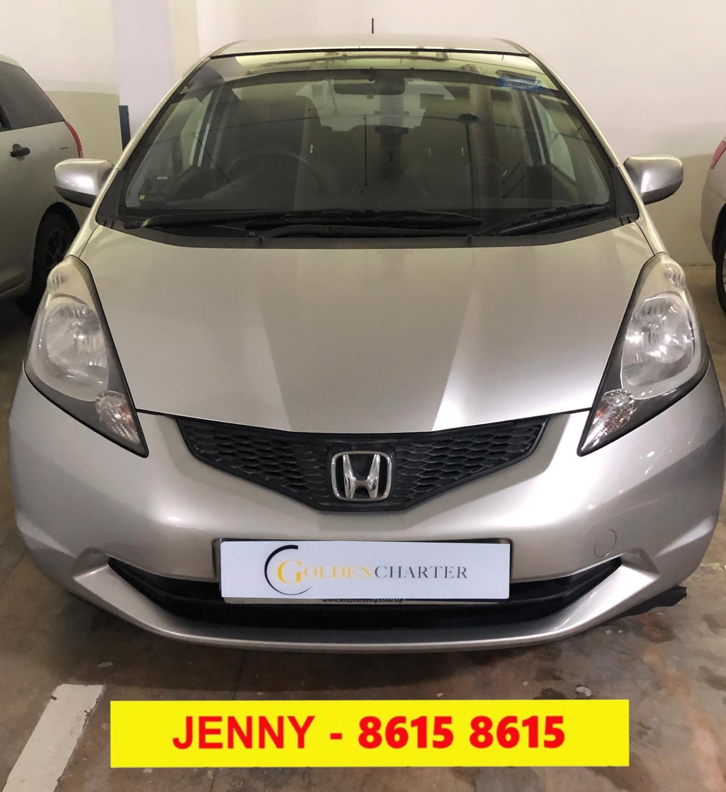!LAST UNIT!HONDA JAZZ $300 phv  For Rent Lease To Own Grab Rental Gojek Or Personal Use Low price and Cheap