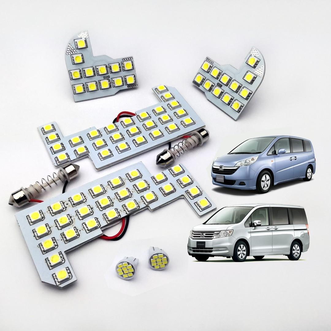 Honda Stepwgn Spada RK RG(硬頂無天窗) 系列套裝LED房燈