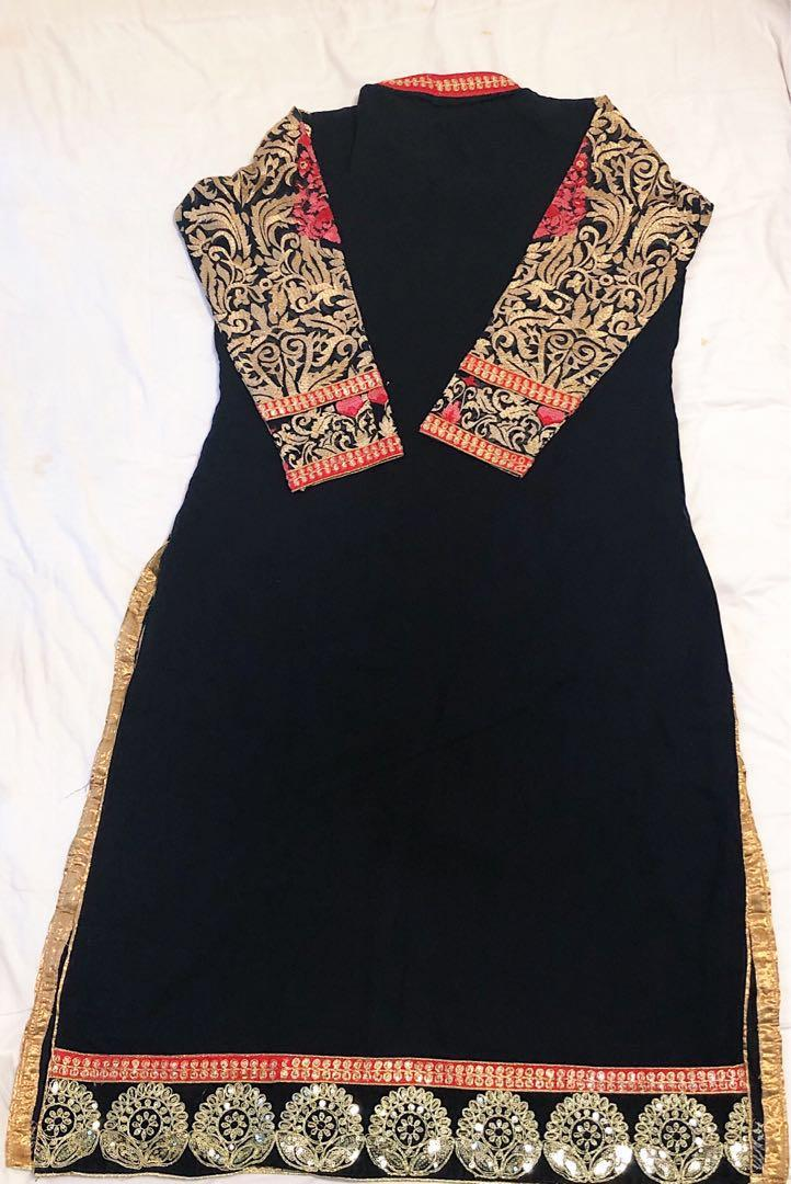 Indian dress/kurta one piece