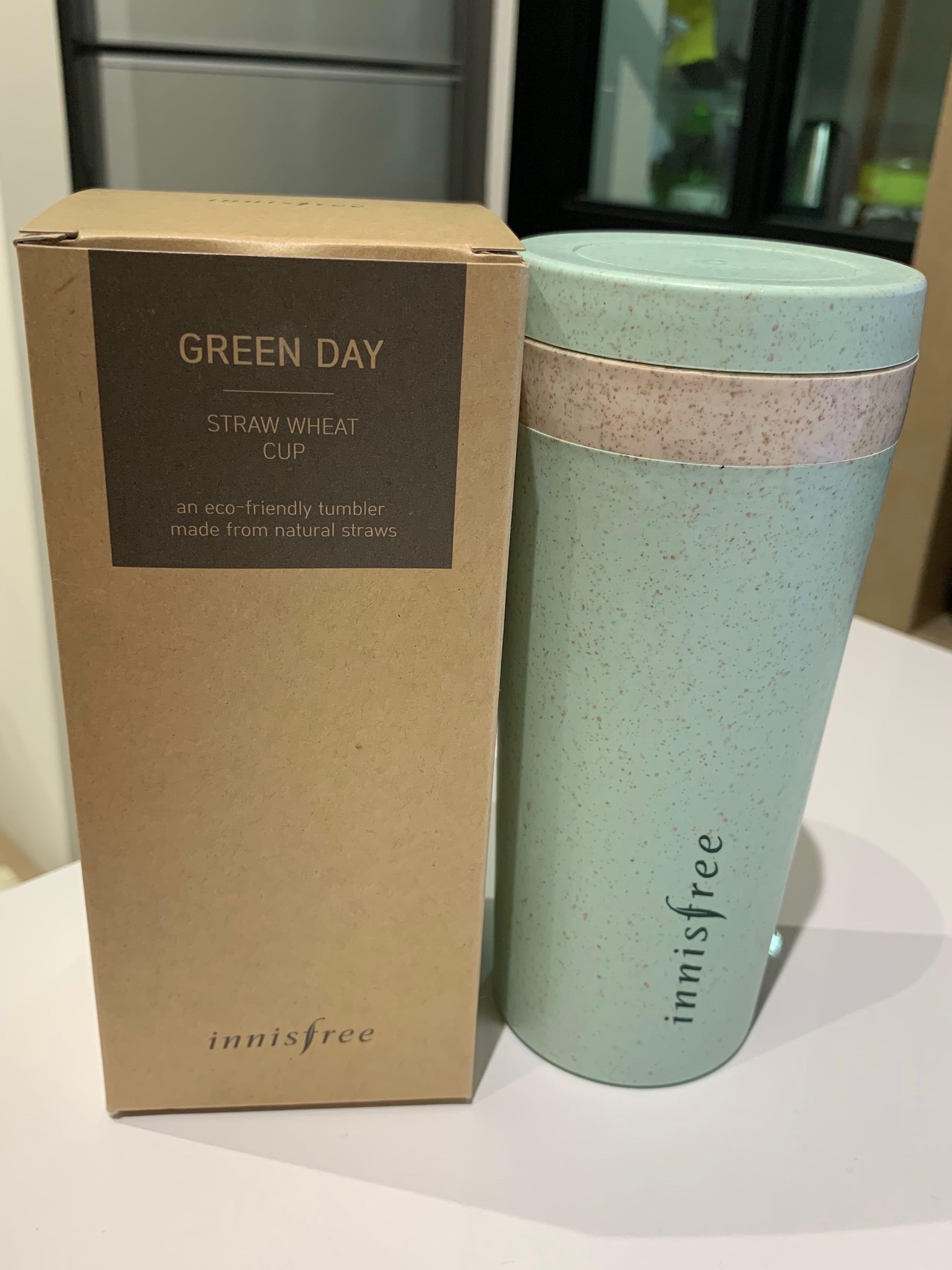 Innisfree 環保杯 Straw Wheat Cup
