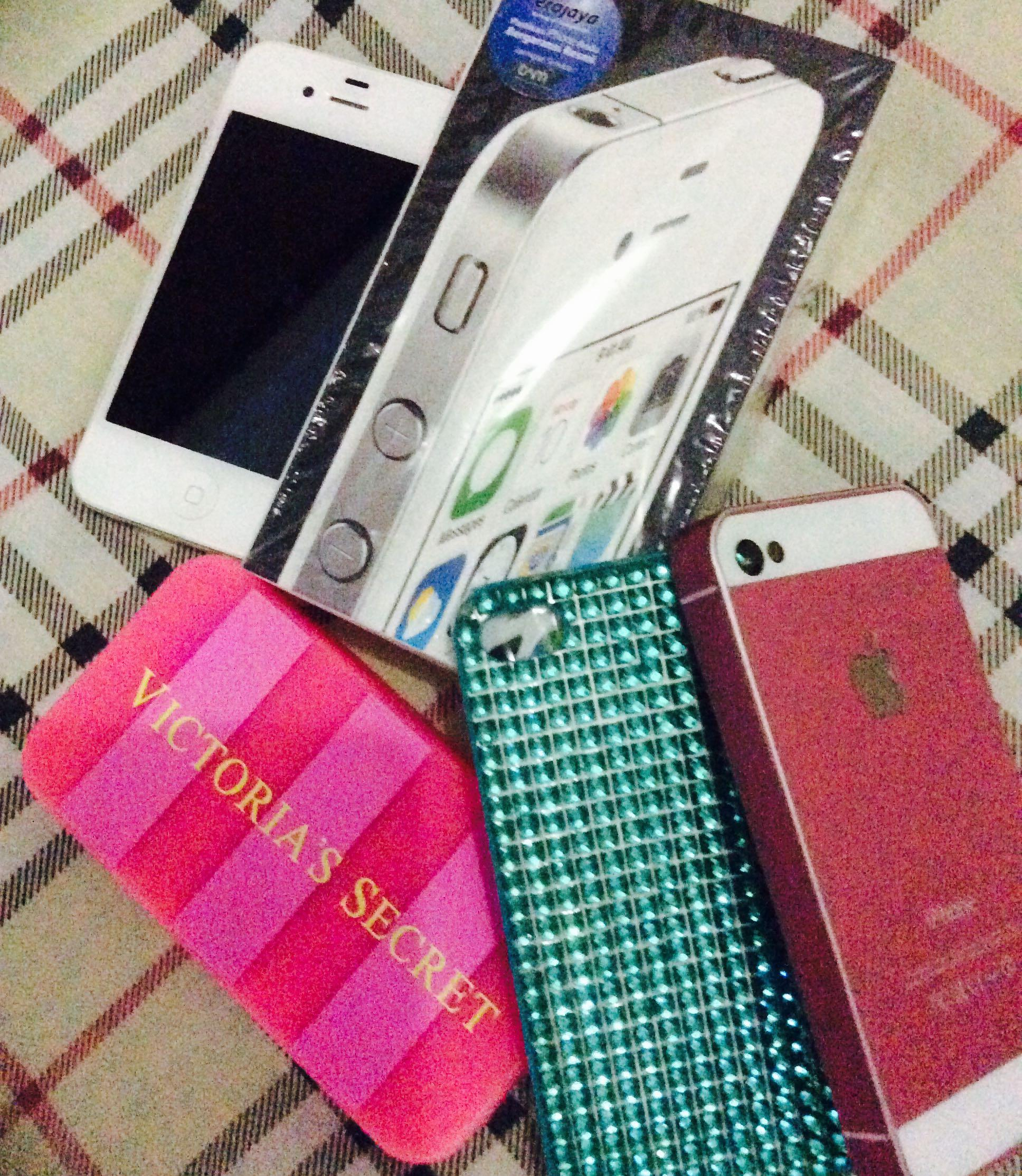 iPhone 4 & free cases