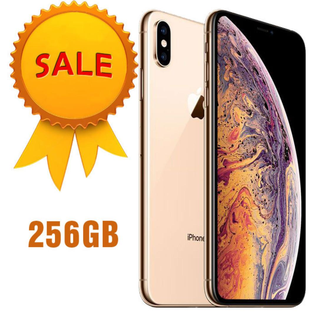 iPhone XS Max 256 with Unlimited (talk time + Data + SMS)