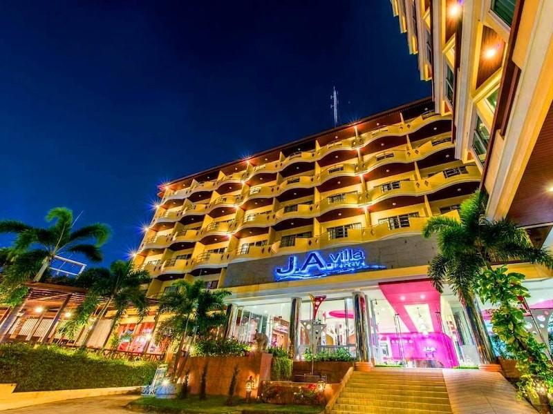 芭堤雅J.A. villa 酒店 5晚
