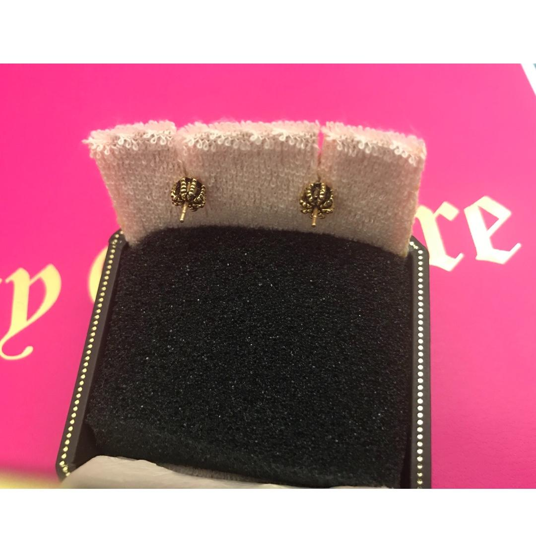 Juicy Couture 耳環(清貨價$79包平郵)  #MTRst