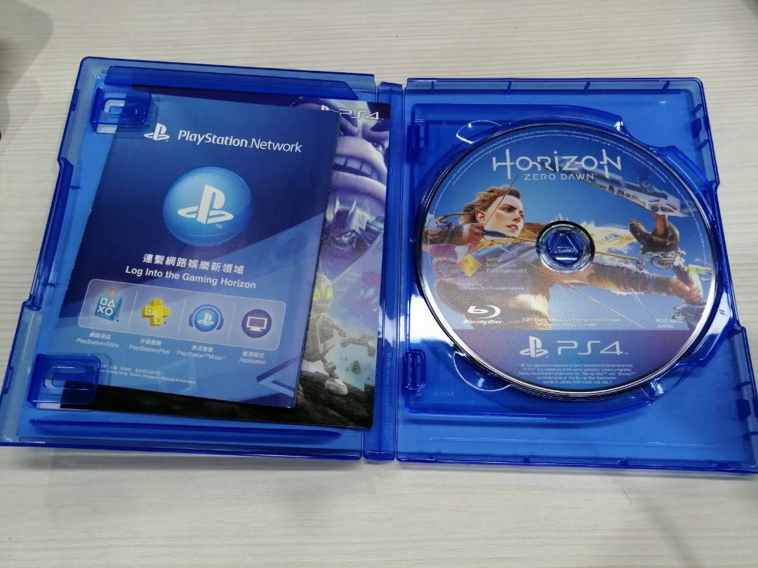 Kaset PS4 - Horizon Zero Dawn + Drive Club (PAKET)