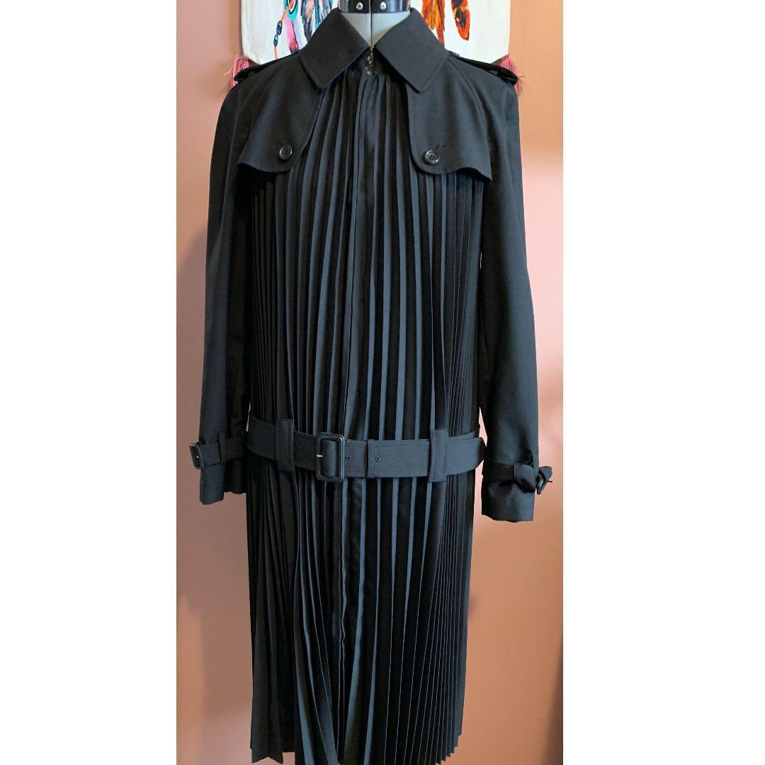 Knife pleated Junya Wantanabe jacket new with tags