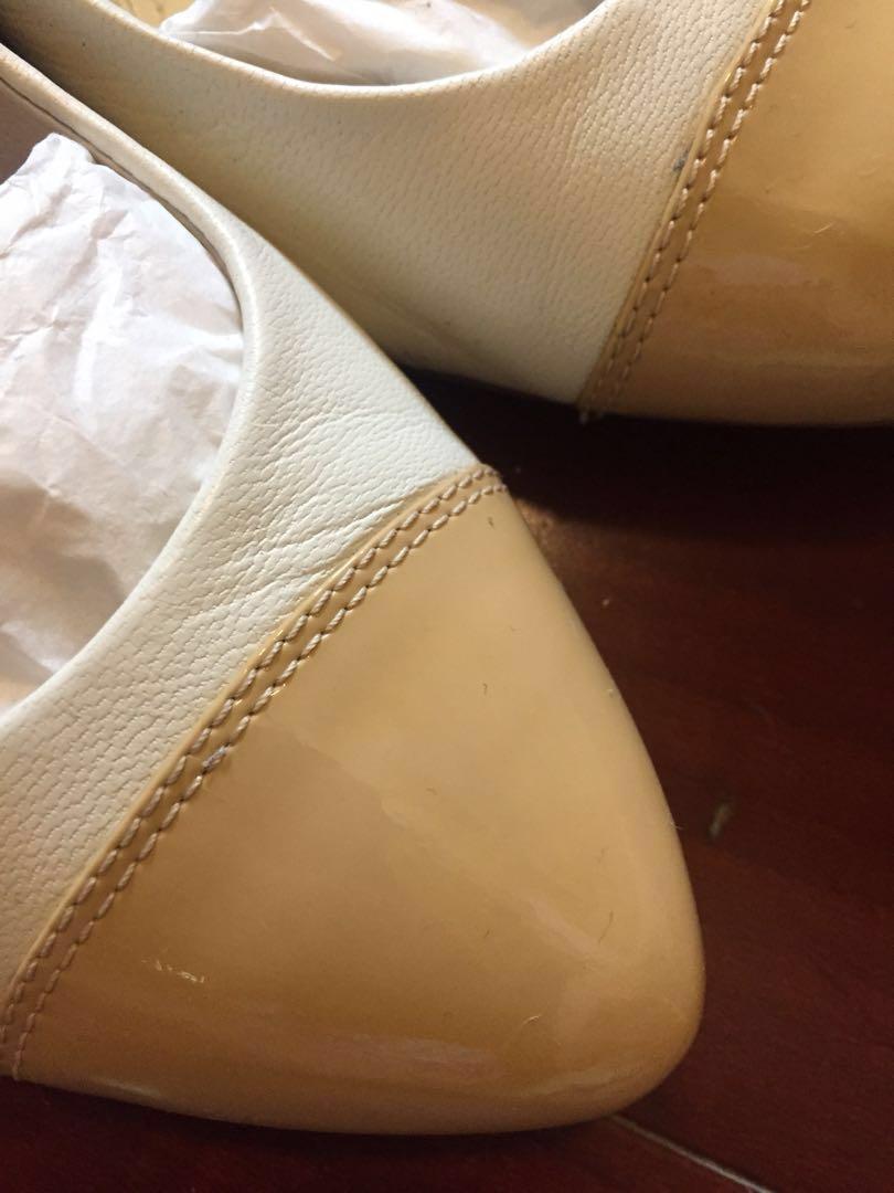 全新Le saunda 鞋連盒 原價$898