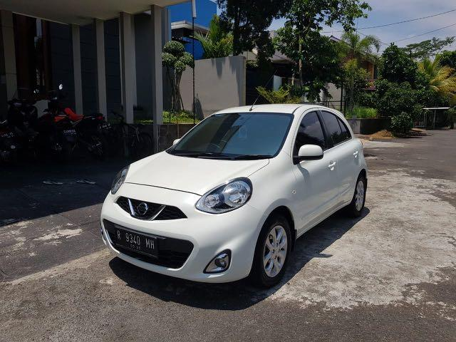MARCH 1.5 MT 2014 Plt R / Km 52rb