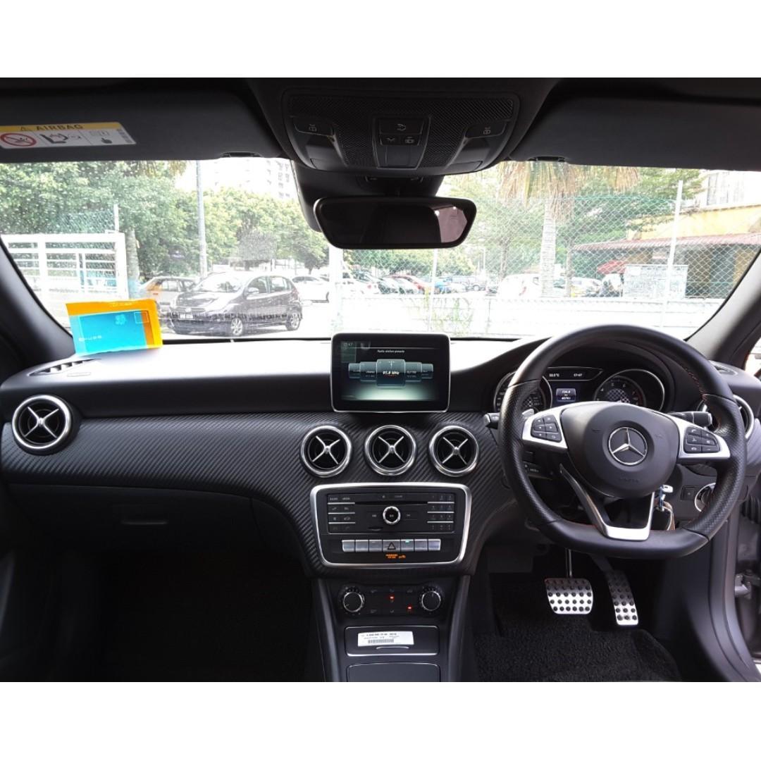 Mercedes-Benz A200 BlueEFFICIENCY Urban Auto