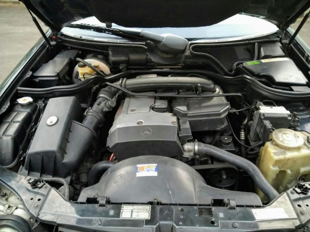 Mercy e230 classic manual 96 interior super gress.