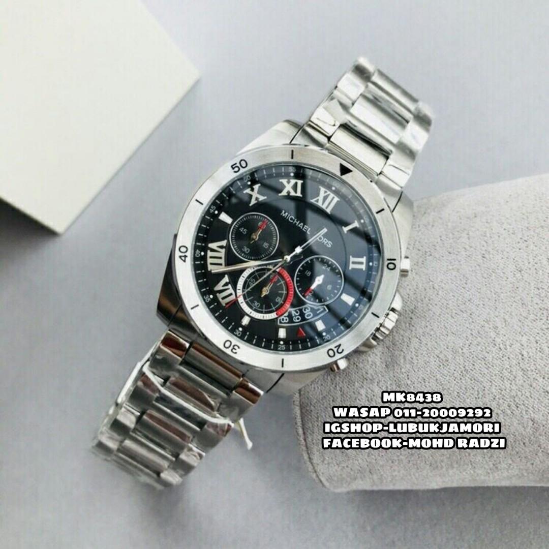 422161e7f85f Michael Kors Brecken Chronograph Men s Watch MK8438