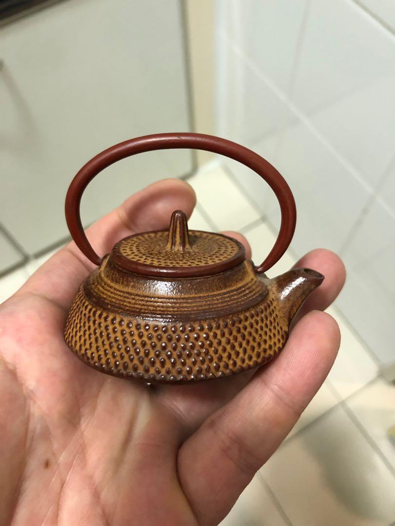 日本回流南部mini小鐵壺