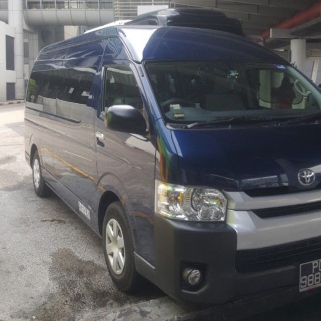 Mini Bus Cars Vehicle Rentals On Carousell