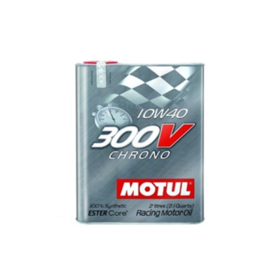 MOTUL 300V 10W40 CHRONO 2 Litre 2 公升