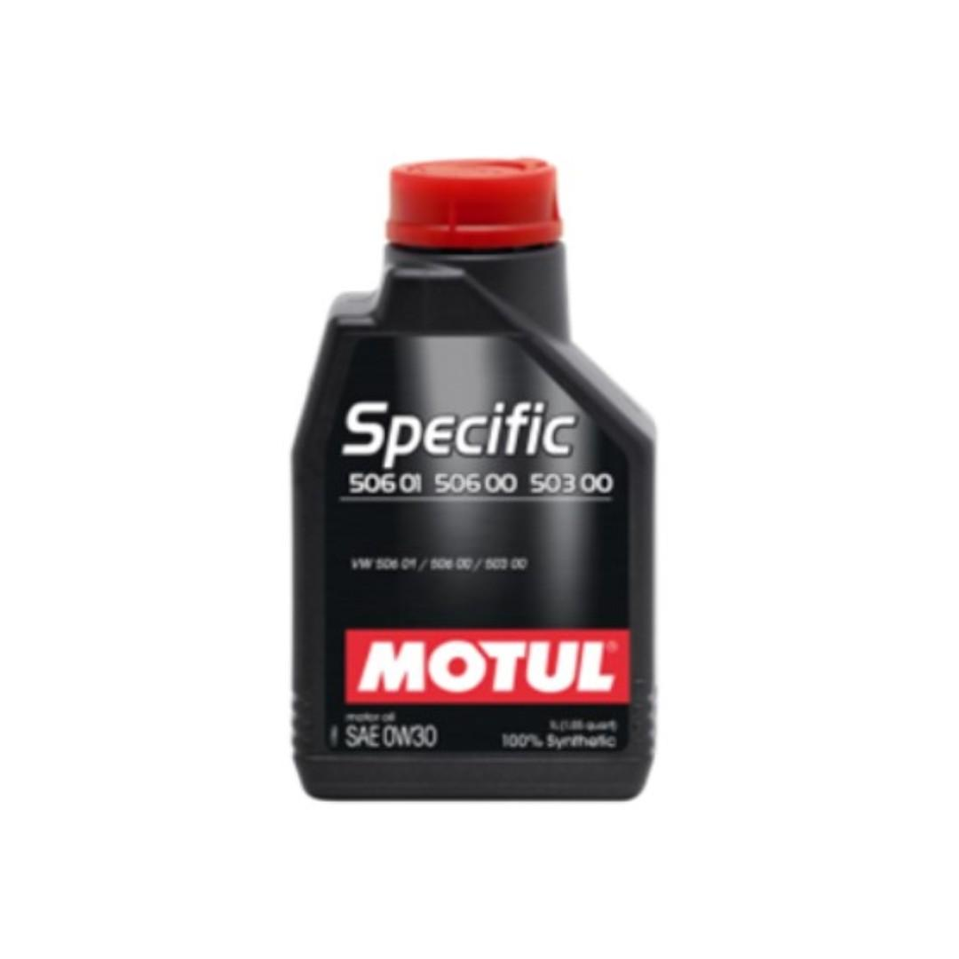 Motul Specific 506 01 506 00 503 00 0W30 1 Litre 1 公升