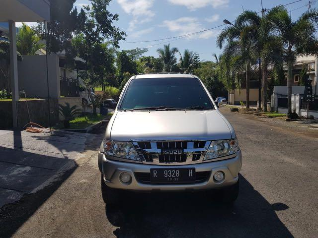 PANTHER 2.5 GRAND TOURING MT 2010 / Plt R