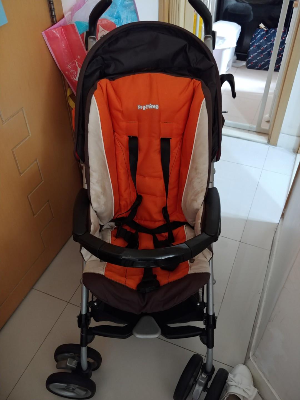 Peg-Perego - Pliko P3 嬰兒手推車