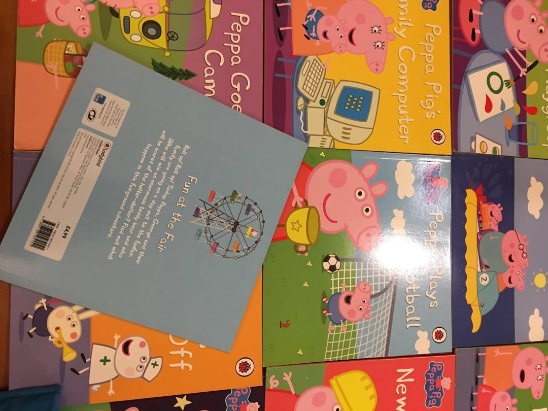 Pepa Pig's Story Books