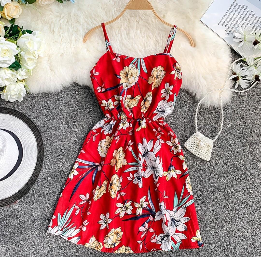 PO#299 Chiffon dress