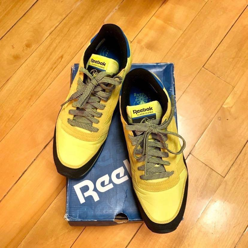 Price down🔥 Reebok Shoes 30th Anniversary CL Trial 30週年紀念版 99%New