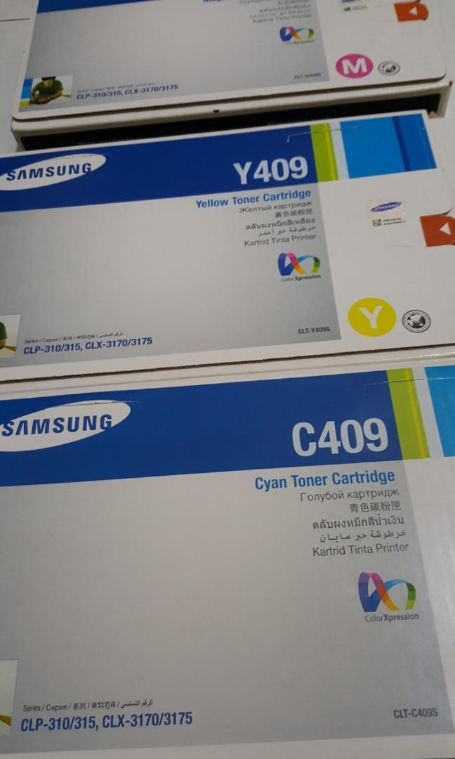Printer + ribbon, Electronics, Computer Parts & Accessories