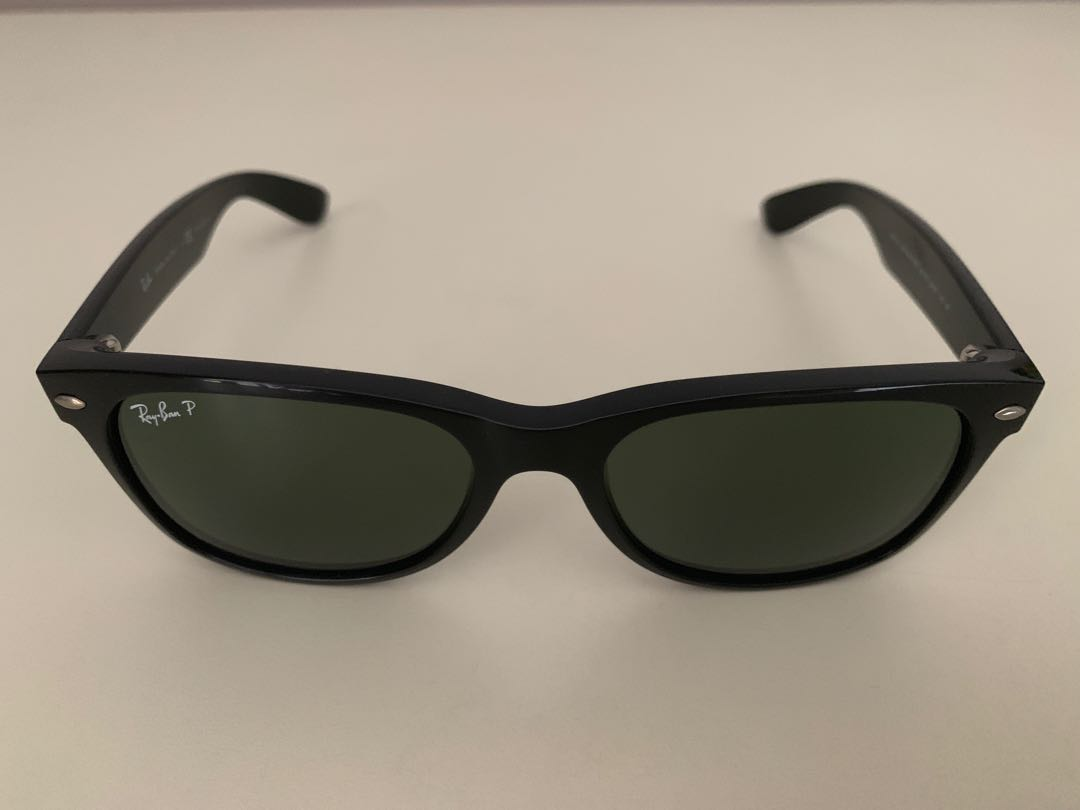 8cedff5eca Ray-Ban wayfarer RB2132 polarised sunglasses