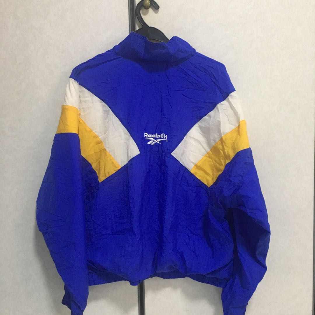 19a1b8174434b Reebok retro windbreaker jacket