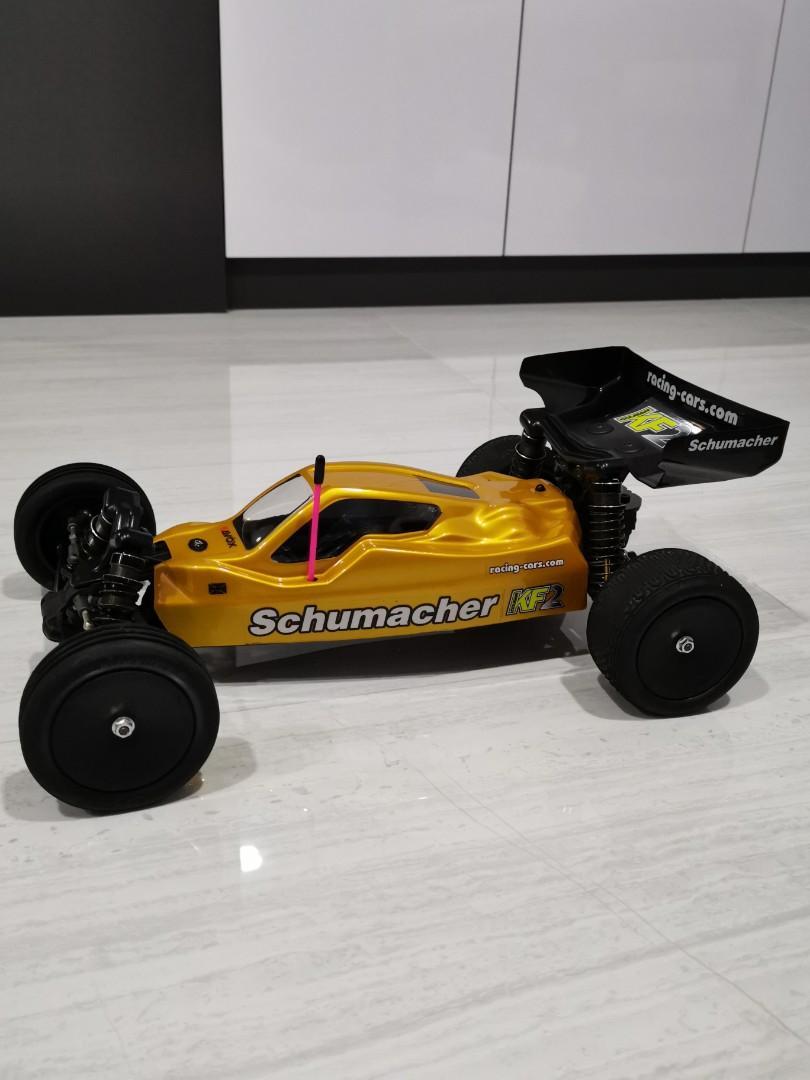 Schumacher KC KD Motor Bodyshell Lexan 1//10 Scale