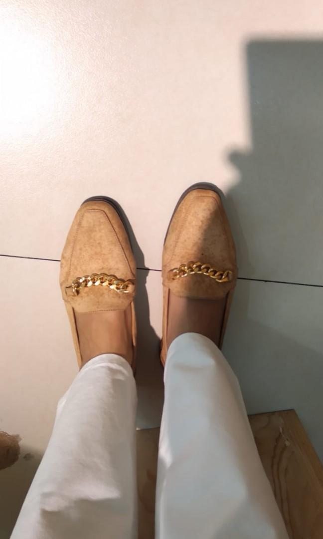 Sepatu Kulit Vintage