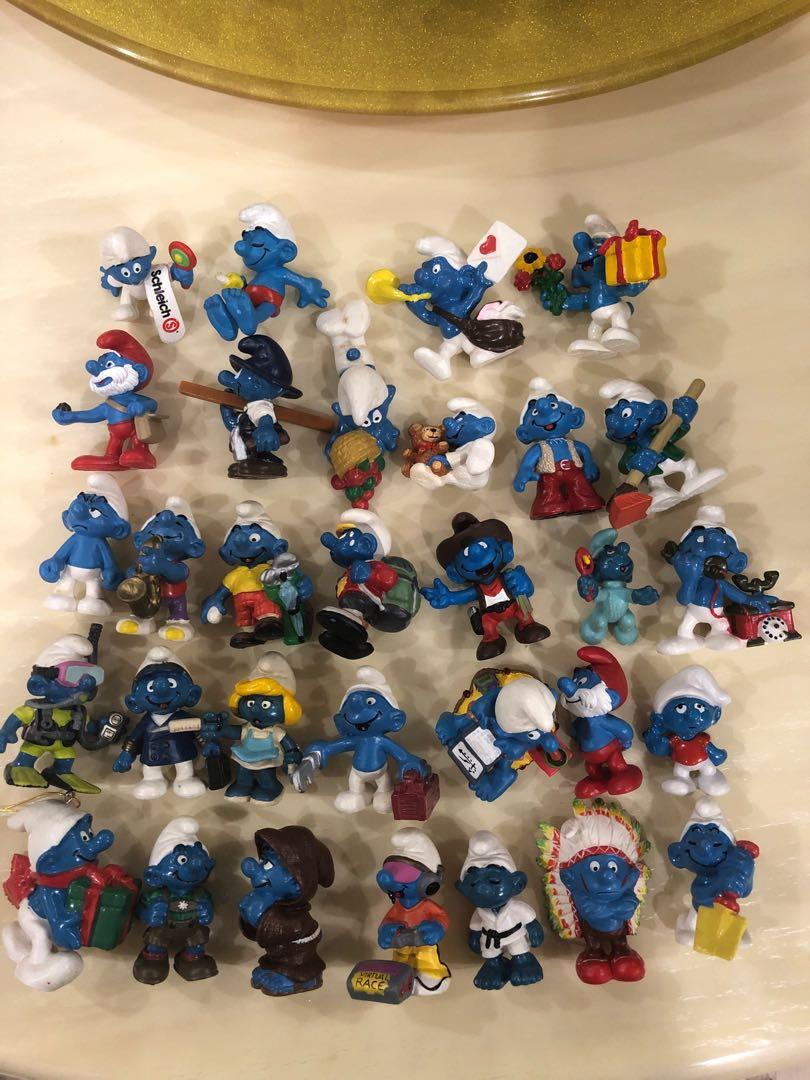 Smurf figurine sale