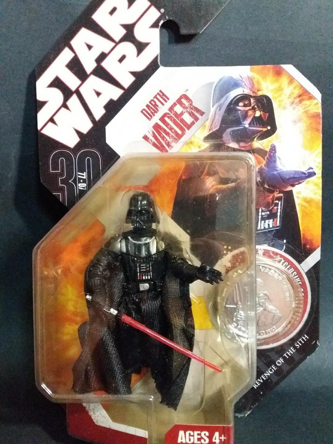 Star Wars Darth Vader Revenge Of The Sith Toys Games Others On Carousell