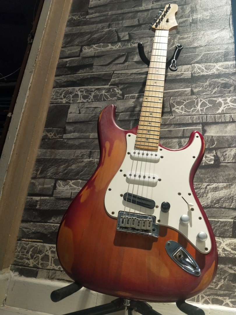 Swing Stratocaster