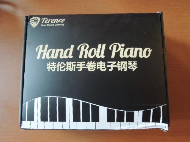 Terence/特倫斯折疊式電子鋼琴88鍵加厚專業成人初學者練習便攜式折疊軟鍵盤【新品免運】