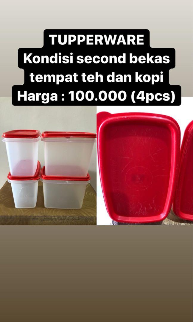 Toples Tupperware