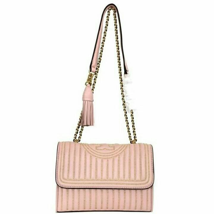 Tory Burch Fleming Mini Stud Convertible / Tas Tory Burch Original Murah/ Tas Branded Tory Burch Ori