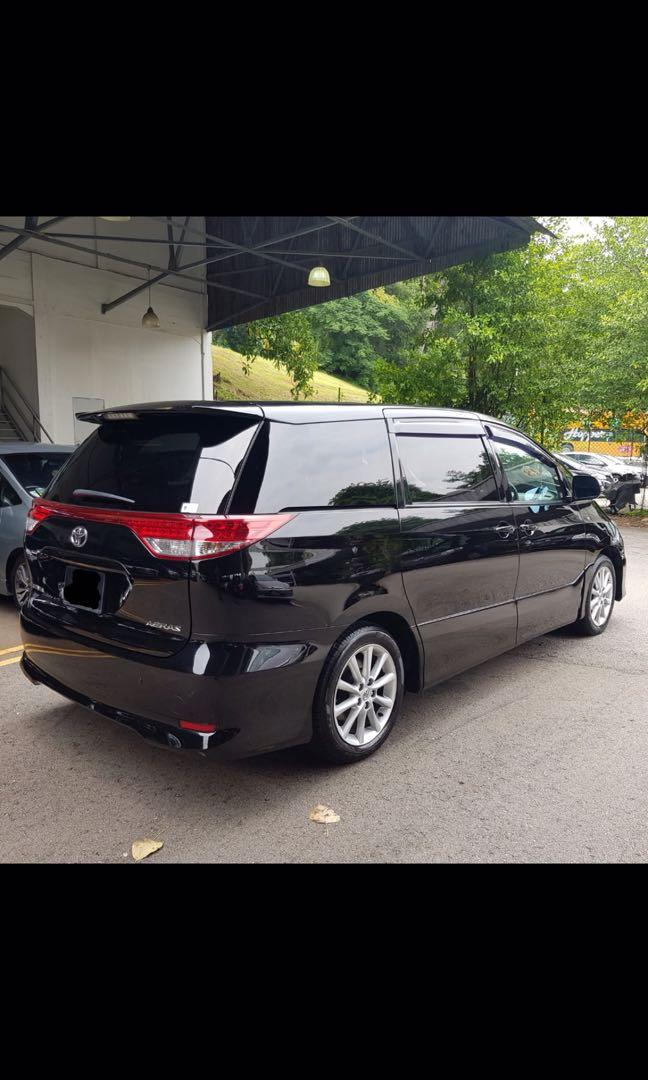 Toyota Estima Aeras 2.4 Auto